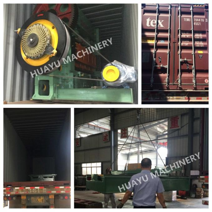 JQ25-6.3 Expanded metal mesh machine for brick reforcing mesh making
