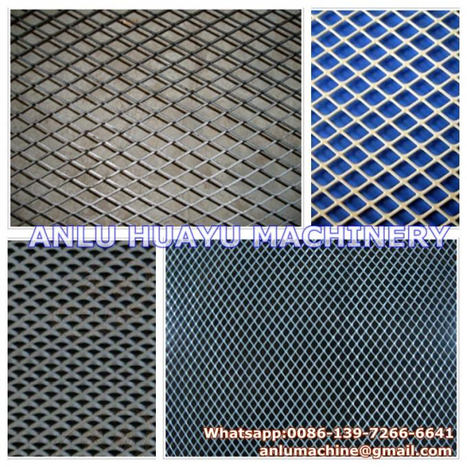 China expanded metal mesh machine manufacturer