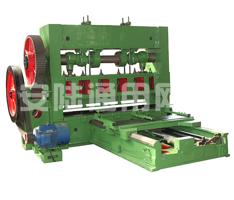 China Heavy duty expanded wire mesh machine --JQ25-100 supplier