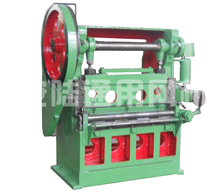 China Light expanded wire mesh machine--JQ25-16 supplier