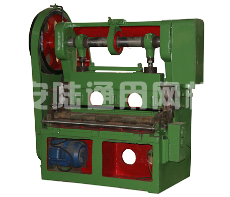 China Light expanded wire mesh machine--JQ25-16A supplier