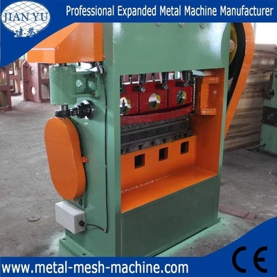China JQ25-6.3 Expanded metal mesh machine for brick reforcing mesh making supplier