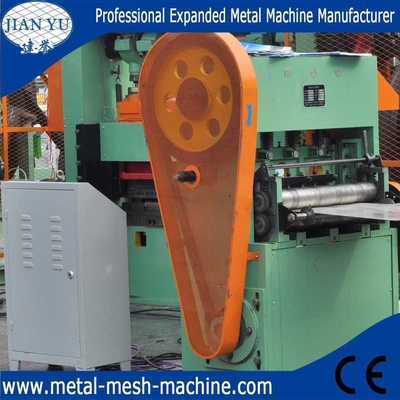China JQ25-16 Automatic High Speed Expanded Metal Mesh Machine Manufacturer supplier