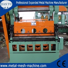 China JQ25-25 Automatic Expanded Metal Mesh Machine supplier