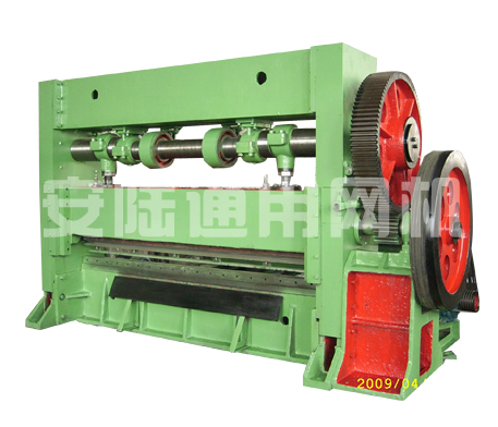 China Heavy duty expanded wire mesh machine --JQ25-160 factory