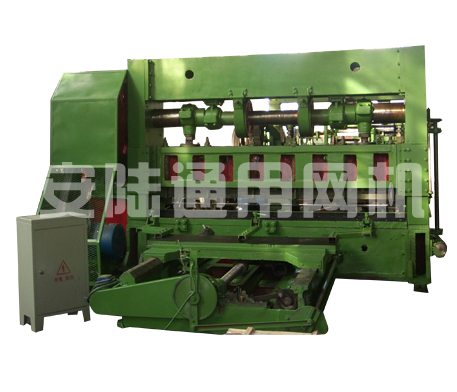 China Heavy duty expanded wire mesh machine --JQ63-160 factory