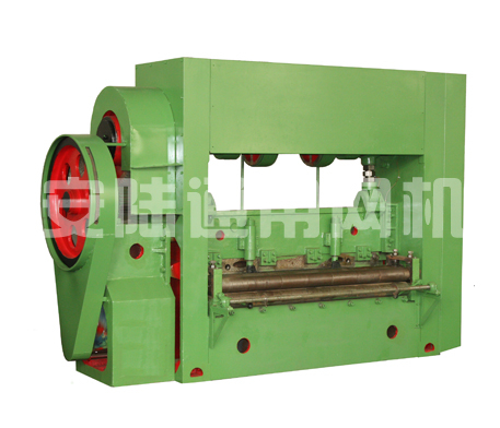 Medium-sized expanded wire mesh machine--Y160M-4